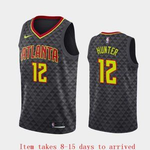 Atlanta Hawks De'andre Hunter Icon Jersey